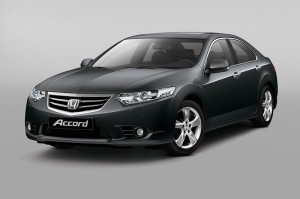 Honda Accord och Insight