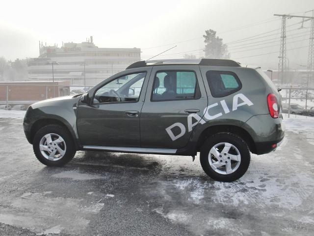Dacia Duster, billig SUV