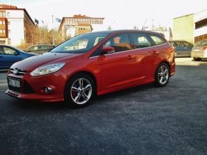 Ford Focus 2013, mest komfort för pengarna?