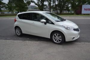 Bilfinansiering tipsar: Billig Nissan Note 2014